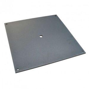 Plaque additionnelle pour platine carrée 40x40CM