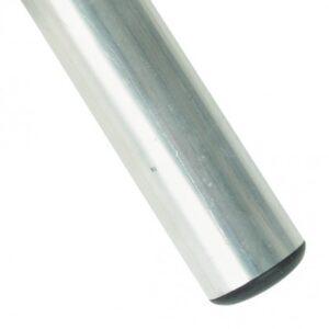 Potence pour mât mobile télescopique, longueur 128 cm