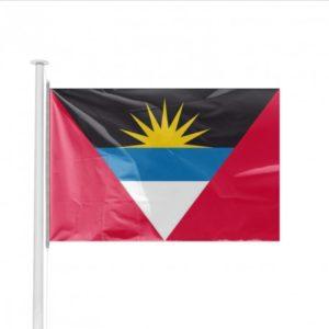 Pavillon Antigua Barbuda