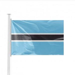 Pavillon Botswana