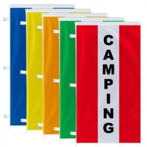 Pavillon Camping Vertical 220×120 CM