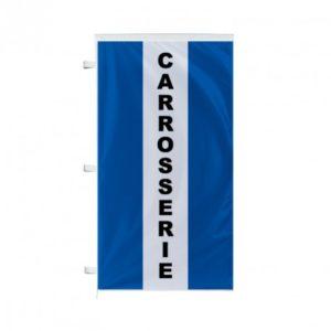 Pavillon Carrosserie vertical 220×120 CM