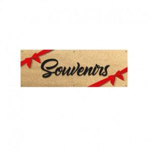 BÂCHE PVC SOUVENIRS