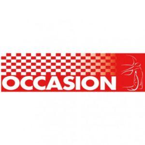 BÂCHE VÉHICULE OCCASION 80 X 300 CM EN PVC