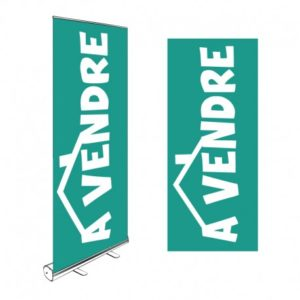 ROLL-UP A VENDRE 200x85CM