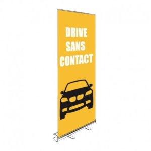 ROLL-UP DRIVE SANS CONTACT 200x85CM