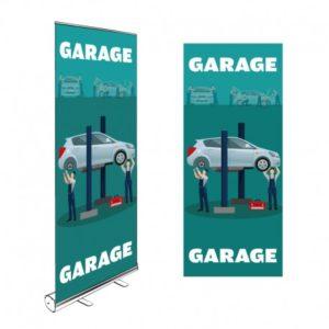 ROLL-UP GARAGE