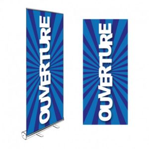 ROLL-UP OUVERTURE 200x85CM