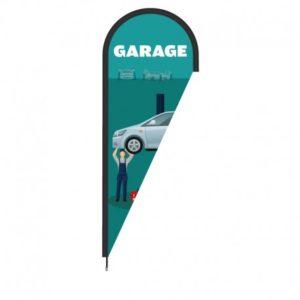 VOILE LEAF GARAGE