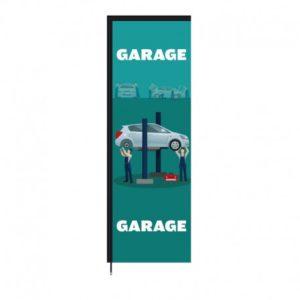 VOILE ATLAS GARAGE