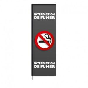 VOILE ATLAS INTERDICTION DE FUMER