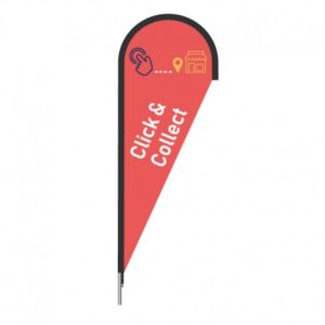 VOILE LEAF CLICK & COLLECT