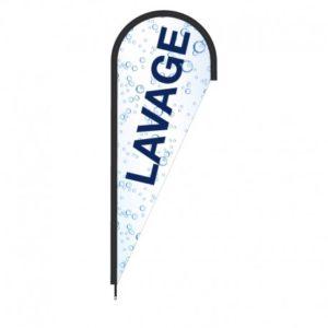 VOILE LEAF LAVAGE