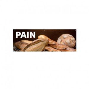 BÂCHE PVC PAIN