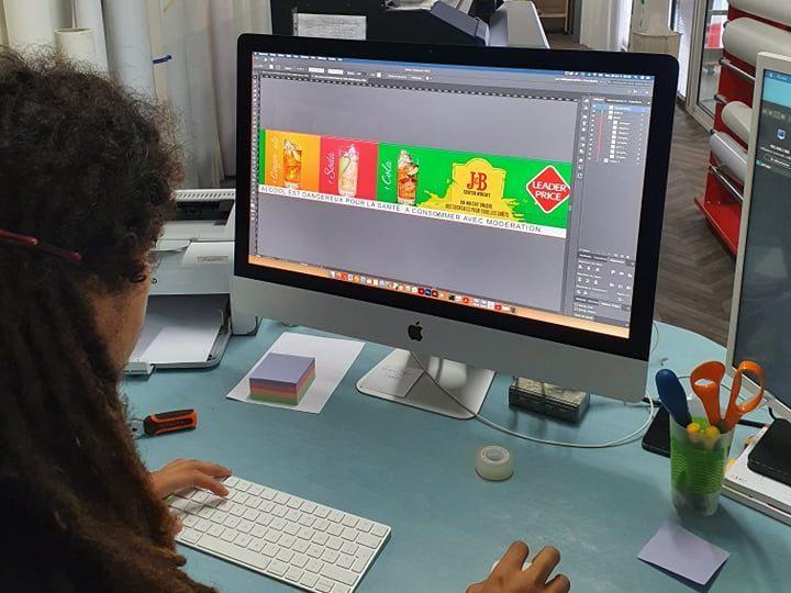 Service - Création Graphique
